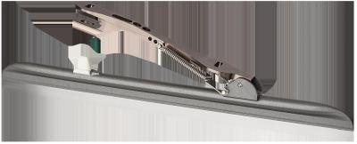 Comet Steel/Laser Argento