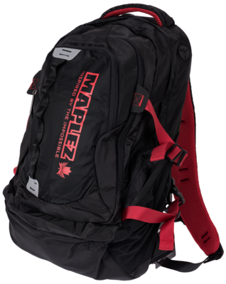 Skatingbag Black/Red