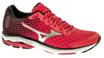 Wave Rider 18 red-pink/silver/black