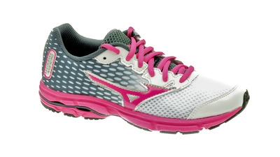 Wave Rider 18 Jnr white/pink/anthracite kids