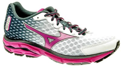 Wave Rider 18 white/pink/grey