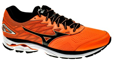 Wave Rider 20 orange/black/silver