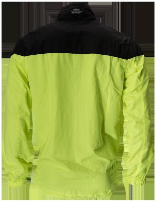 New Spirit Running Jack fluo geel/zwart