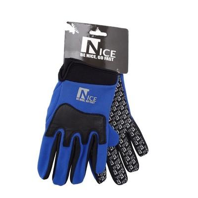 snijvaste handschoenen blauw