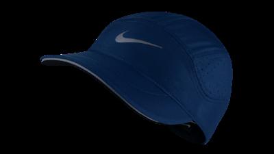 Dri-Fit AeroBill running cap [binary blue]