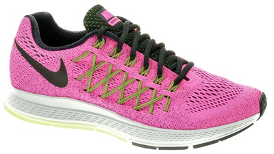 Air Zoom Pegasus 32 pink-power/barely-volt/ghost-green/black