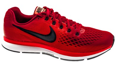 Air Zoom Pegasus 34 gym red/armory navy