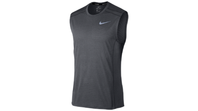 Cool Miler Top anthracite