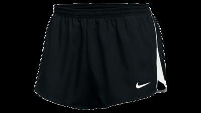 Men's Dry Challenger running shorts [black-white]