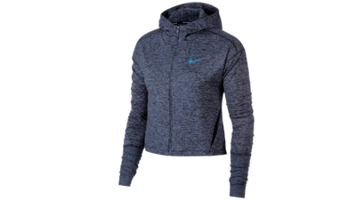 Element Hoodie women's running - gridiron/ashen slate/htr