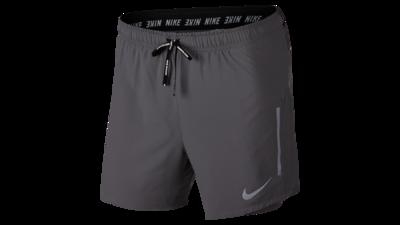 Flex Distance Running shorts gunsmoke/anthracite