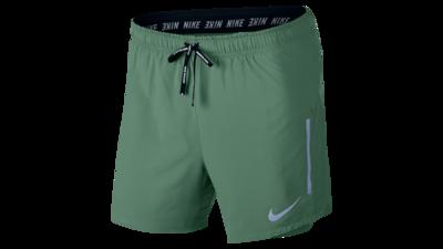 Flex Distance Running shorts claygreen/lightpumice
