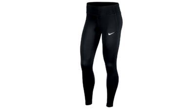 Women's Running Tights - black