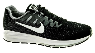 Air Zoom Structure 20 black/white/cool grey