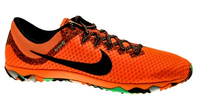 Zoom Rival XC black-green/total-orange [unisex]