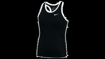 Women's running tank [black-white]