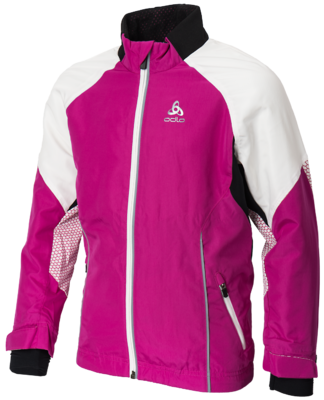 Jacket Frequency Web Violet/Pink Junior Temporarily for only 29,95!
