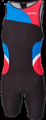 Triathlonpak Pro zwart/blauw