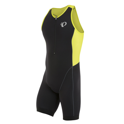 Elite Pursuit triathlon suit Black/Green