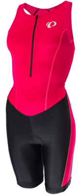Select Pursuit Tri-suit Black/Magenta Women