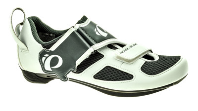 Tri Fly V Black/White Women