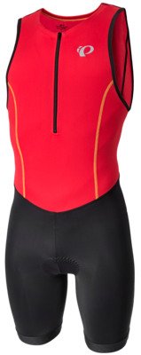 Select Pursuit tri suit Red/Black