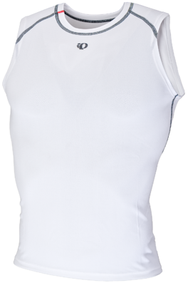 Undershirt Transfer Sleeveless White Women
