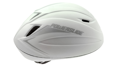 Blizzard white iceskating helmet