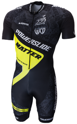 Skeelerpak World Black/Yellow 2017