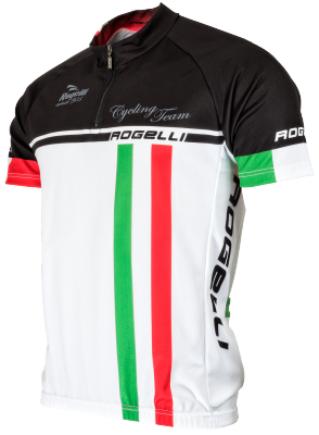 Team wielershirt Italia KM