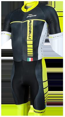 Umbria inline suit Yellow