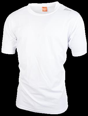 Promo shirt Wit