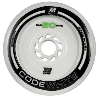 Code White 125mm