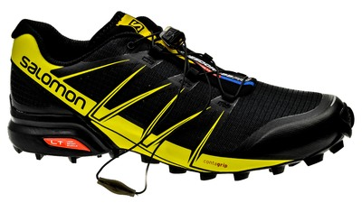Speedcross PRO Black/Black/Yellow