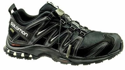 XA Pro 3D GTX black/black/mineral grey - dames