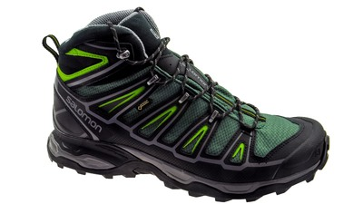 X Ultra Mid 2 GTX bettle green/black/spring green