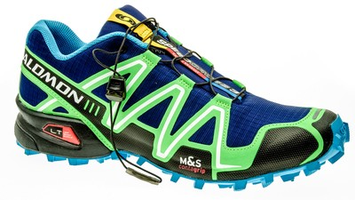 Speedcross 3 lake-blue/green