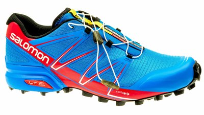 Speedcross PRO bright-blue/radiant-red/black