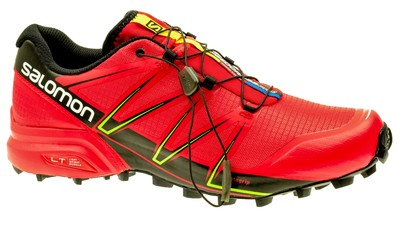 Speedcross PRO radiant-red/black/gecko-green