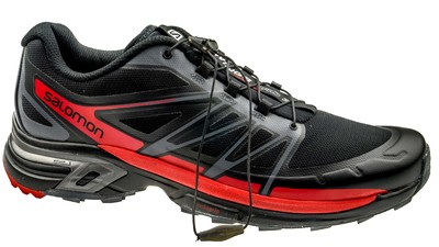 Wings Pro 2 black/dark-cloud/radiant-red