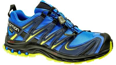 XA Pro 3D GTX bright-blue/slate-blue/corona-yellow