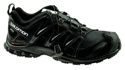 XA Pro 3D GTX black/black/magnet