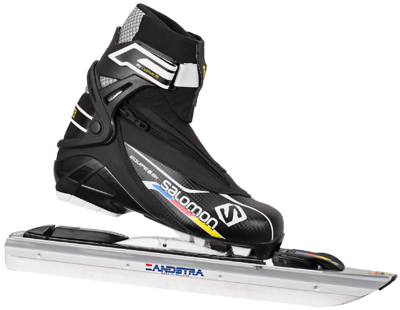 Active/Equipe 8 Skate + Zandstra Delta Fit All