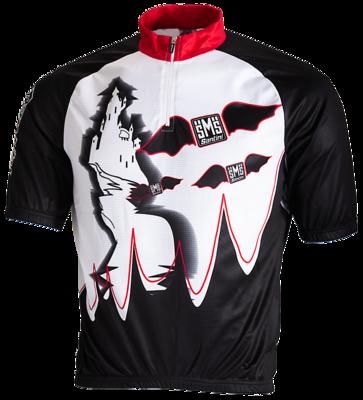 Cycleshirt Short Sleeve Spooky