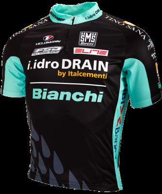 Cycleshirt Bianchi Mountainbike