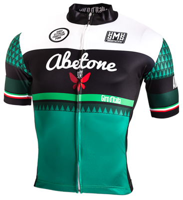 Cycleshirt Giro D'Italia Abetone 2015