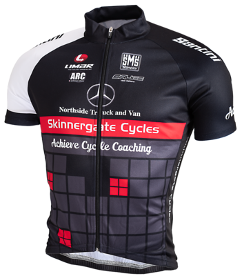 Fietshirt Archieve Cycle 2015