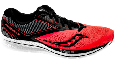 Kinvara 9 vizi red/black