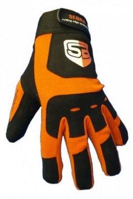 Glove Extreme Orange