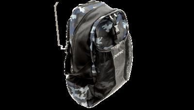 Schaats/Skeeler Rugzak Donker Blauwe Camouflage